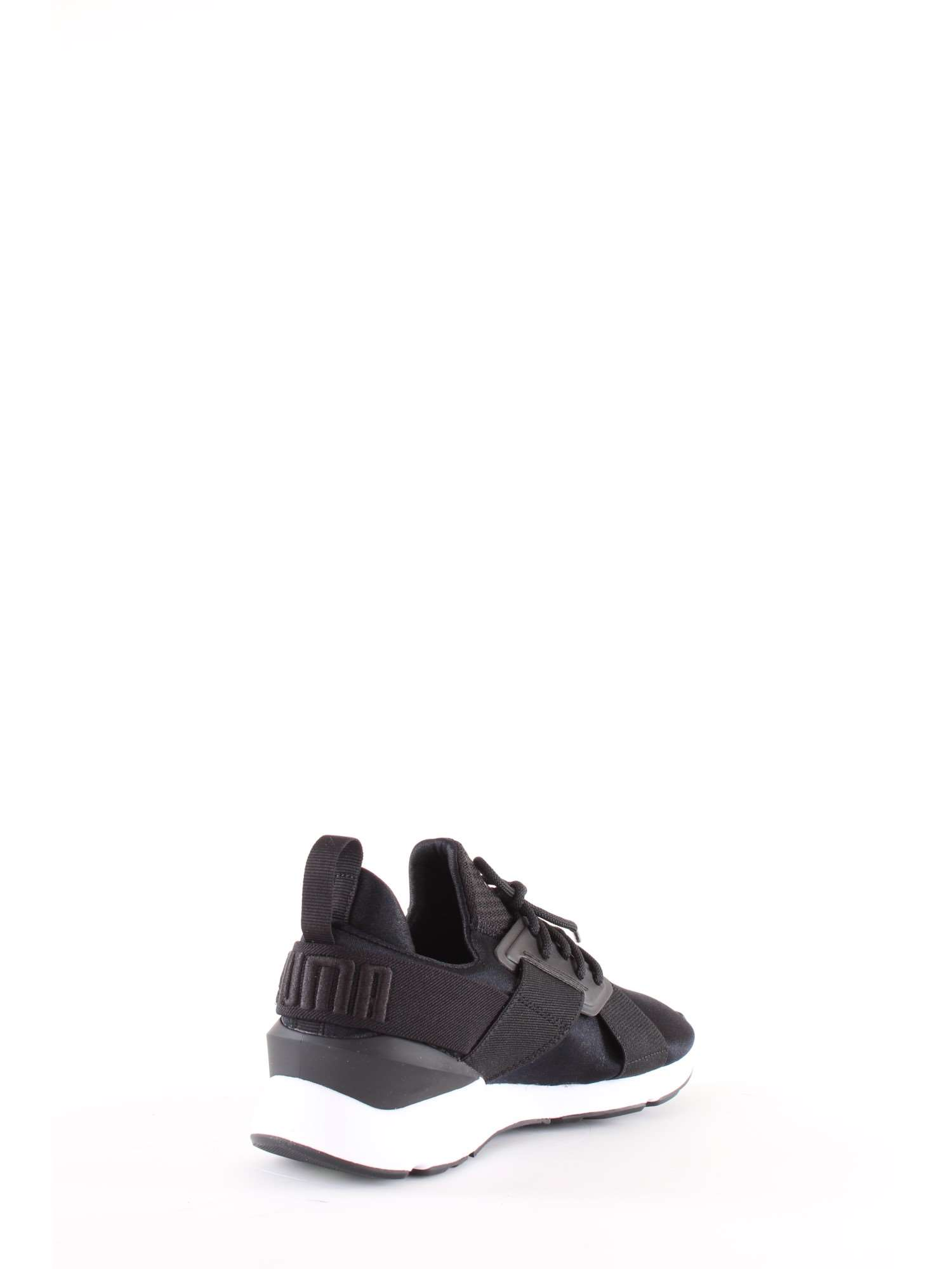 03 Lente zomer Puma 365534 muse Damessneakers satin 03 ep wns black qqz0vgwr