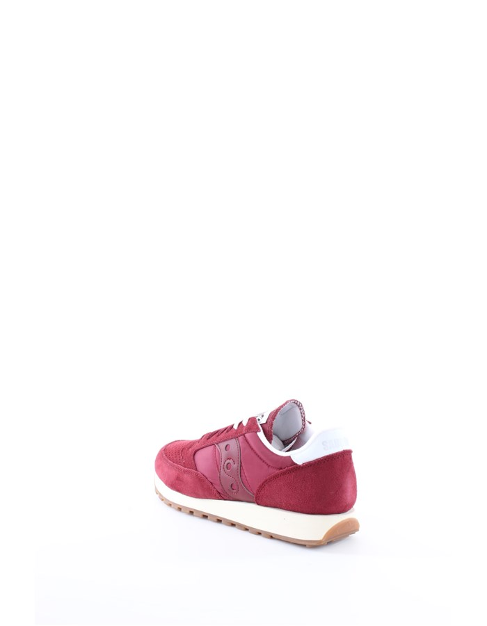 Saucony Originals Sneakers 01-burgundy