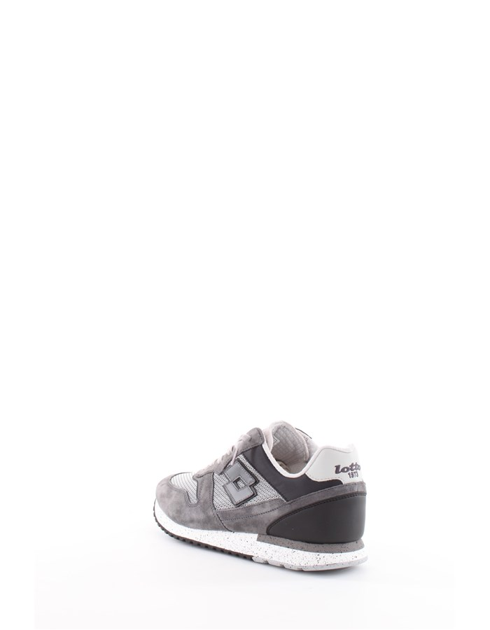Lotto Leggenda Sneakers Gray-black