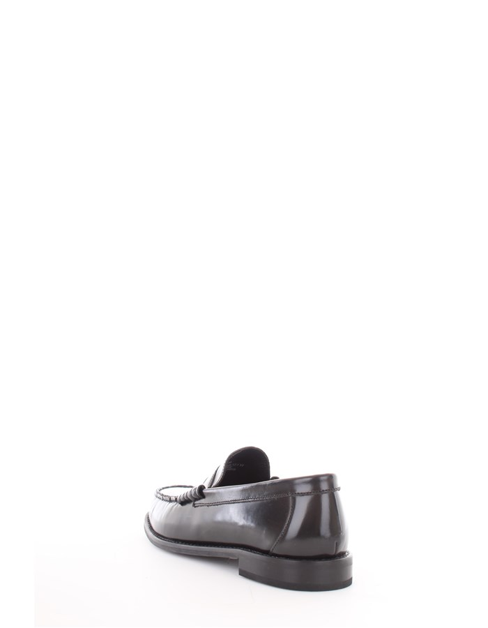 Base London Loafers 012-Black