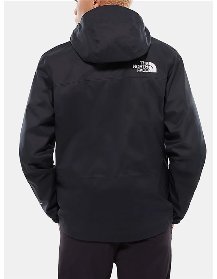 The North Face Windbreakers Black