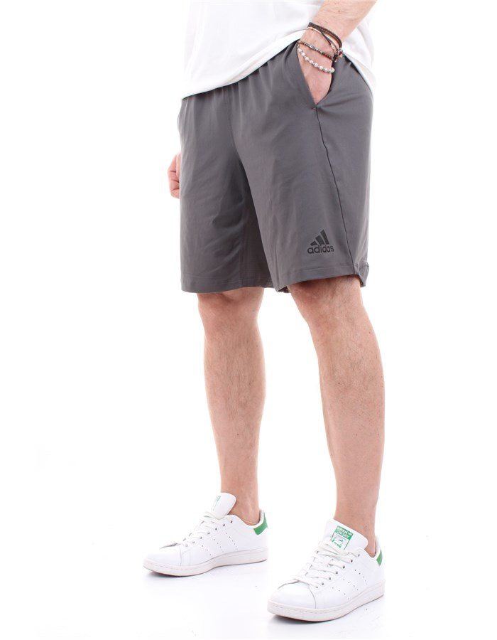 ADIDAS Bermuda shorts Black