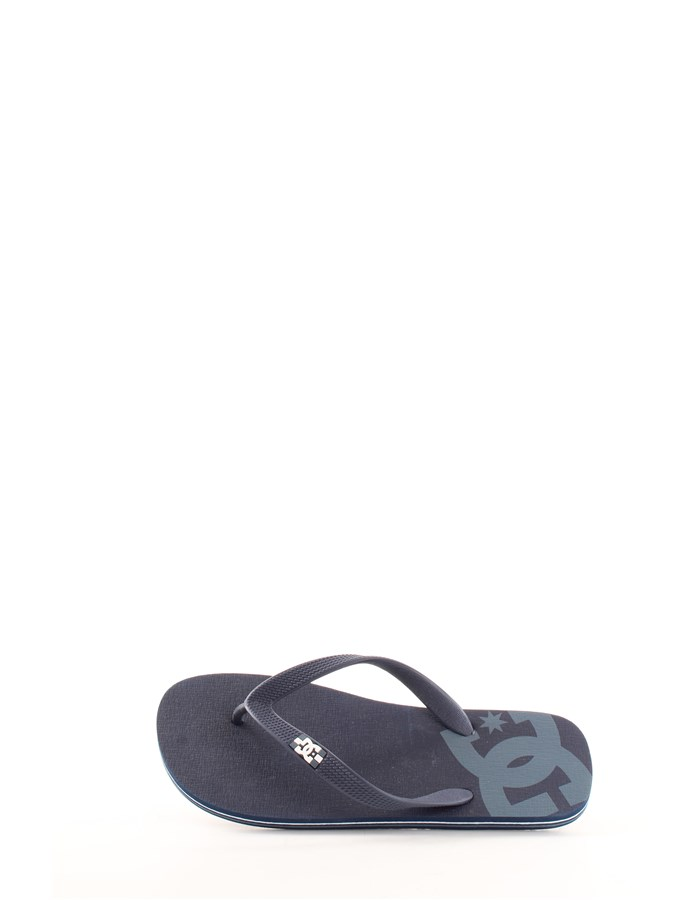 DC Shoes slippers Nav-blue-navy