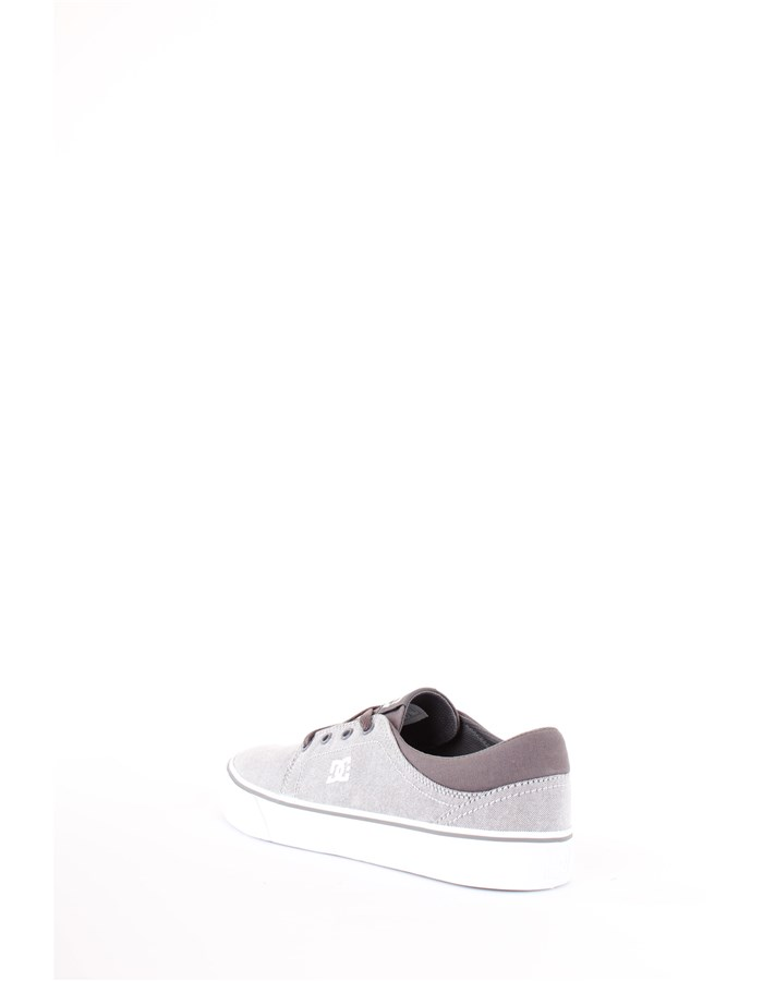 DC Shoes Sneakers Gwh-gray-white