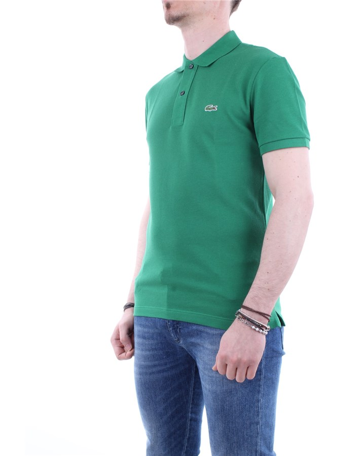 Lacoste Polo shirt CNQ-Green