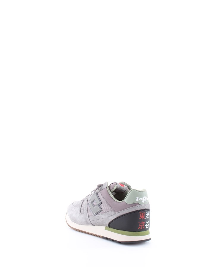 Lotto Leggenda Sneakers Grey green