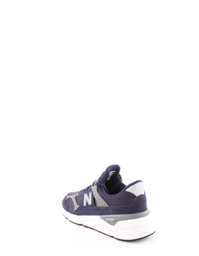 New Balance Low Sneakers Blue
