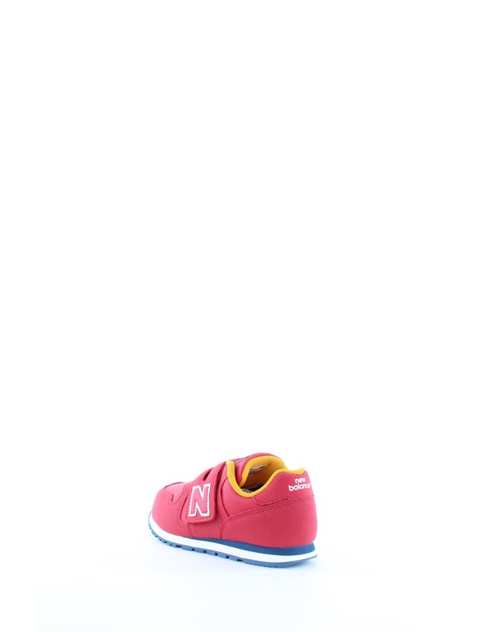 New Balance Sneakers Pry-red-blue