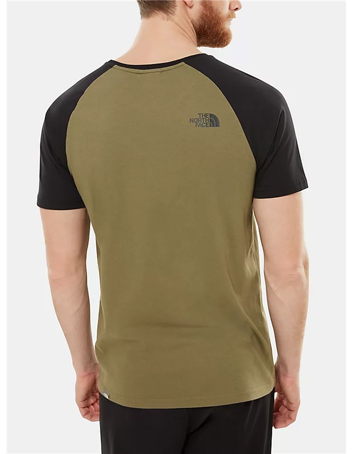 The North Face Short Sleeve T-shirt Green