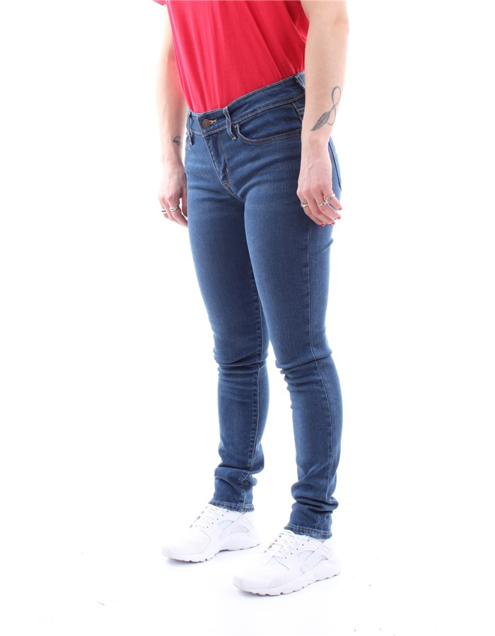 Sailor Pant in Light Blue Denim
