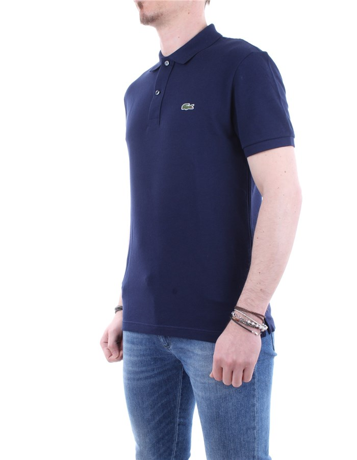 Lacoste Polo shirt 166-midnight-blue