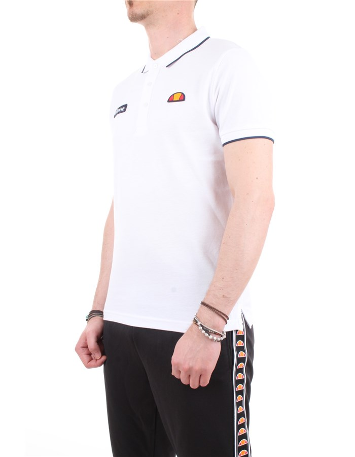 Ellesse Polo shirt White