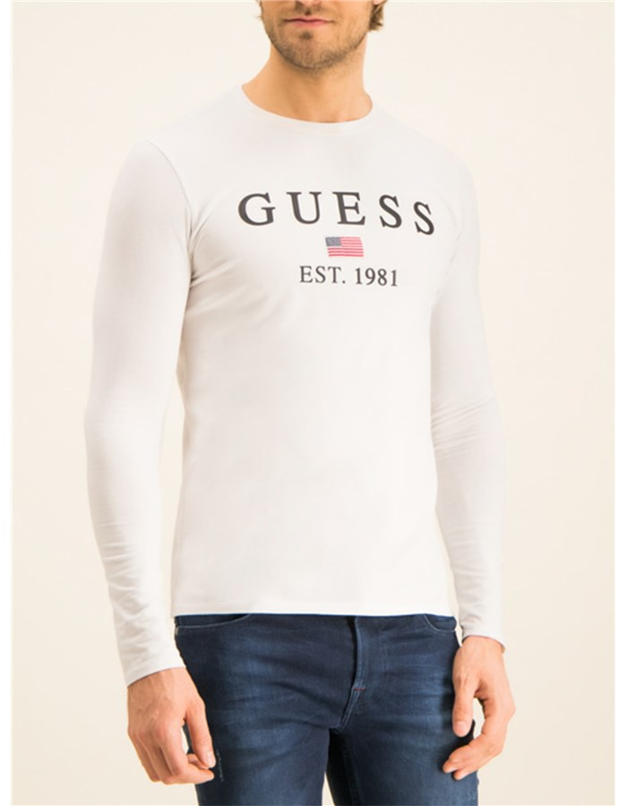 Long Sleeve T-shirt Guess Jeans