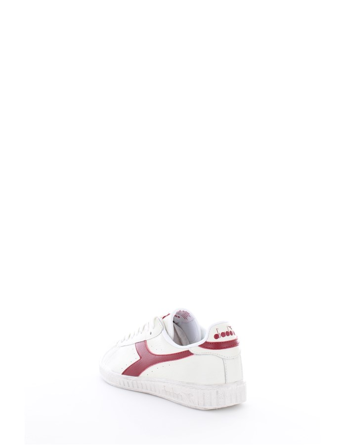 Diadora Sneakers C5147-white-red
