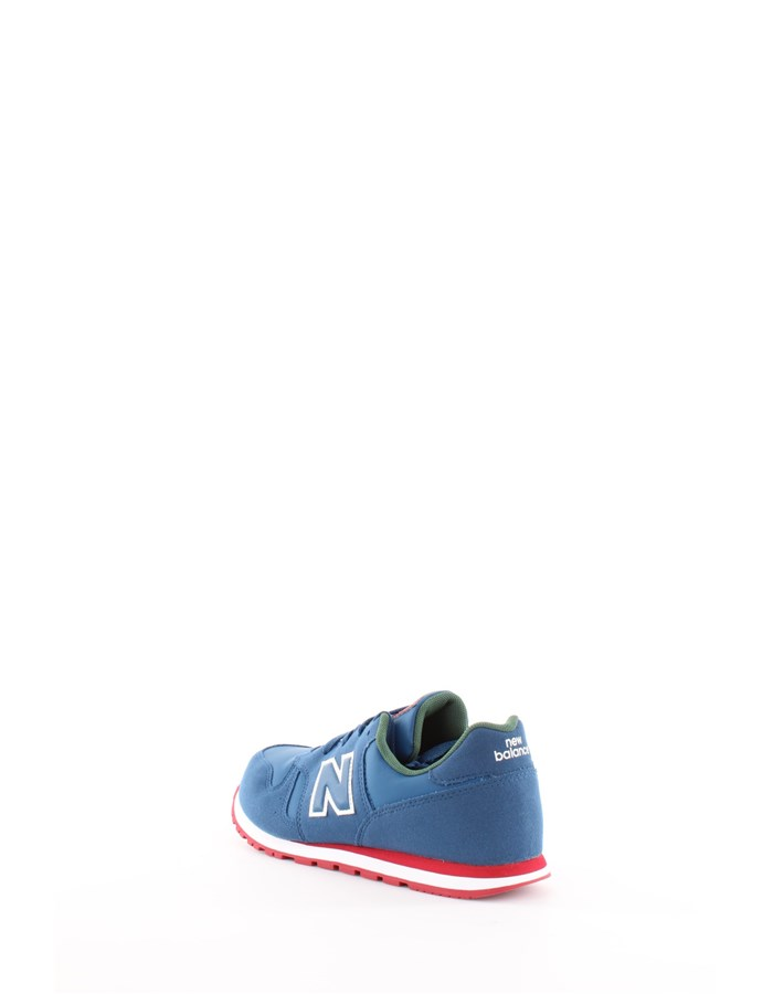 New Balance Sneakers Pdy-blue-red