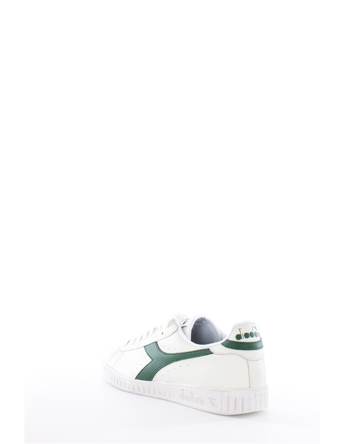 Diadora Sneakers C1161-white-green
