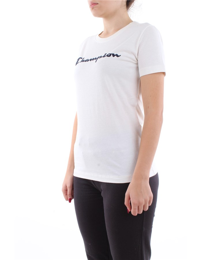 Champion T-shirt ES001-White