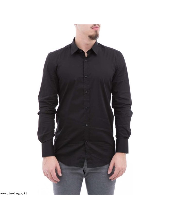 Antony Morato Shirt 9000-Black