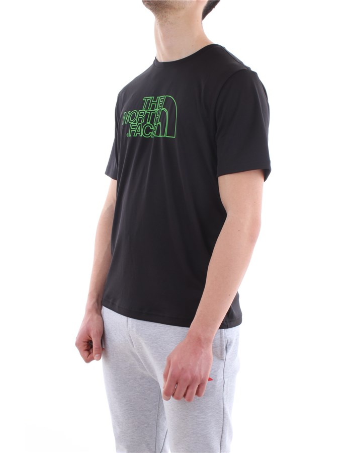 The North Face T-shirt JK3-tnf-black