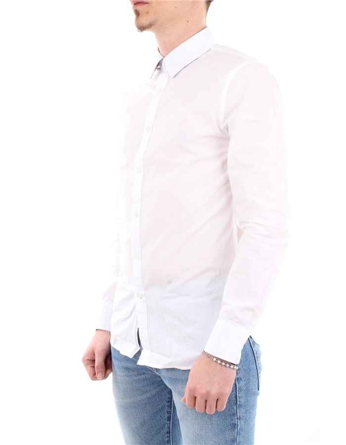 Guess Jeans Shirt Fjs0-White