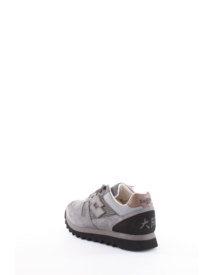Lotto Leggenda Sneakers Gray-brown