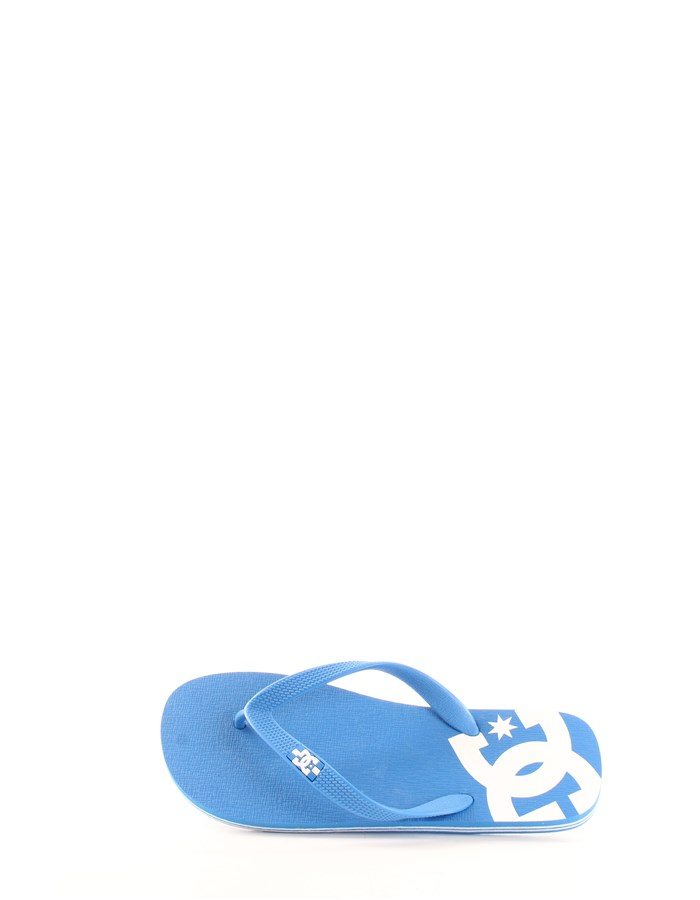 DC Shoes slippers Cau-blue-royal