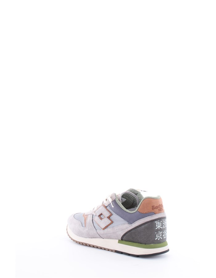 Lotto Leggenda Sneakers Gray-green-brown