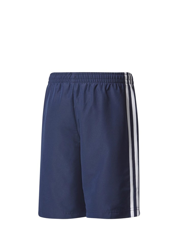 ADIDAS Bermuda shorts Navy blue