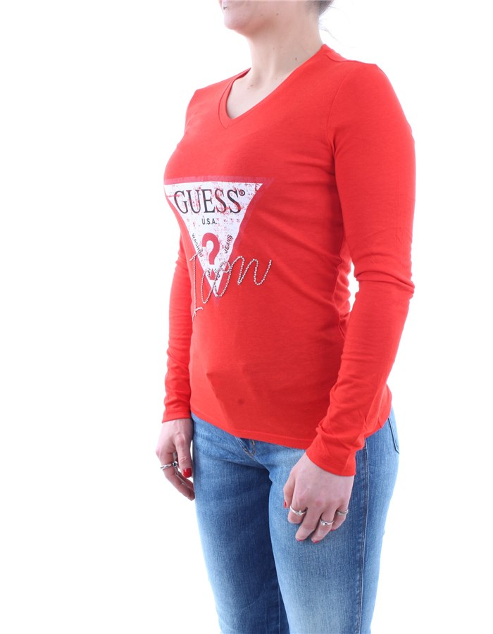 Guess Jeans Shirt G501-red