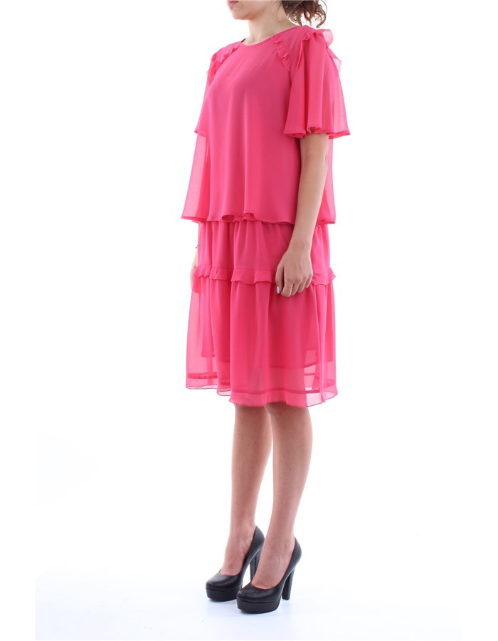 Twin-Set Dress 00803-pink