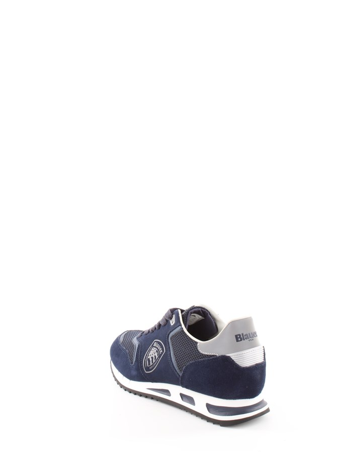 Blauer Shoes Sneakers Blue