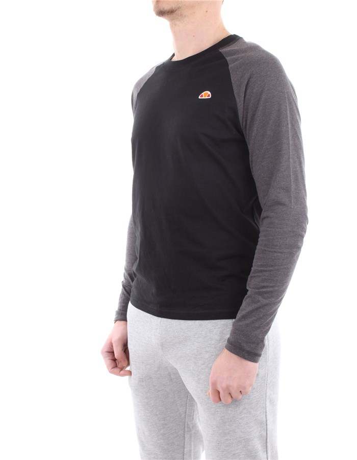 Ellesse Sweater Gm02-050-gray-black
