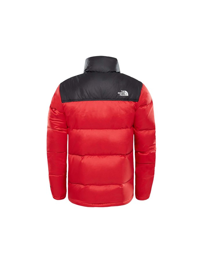The North Face Jacket 682-Red-Black