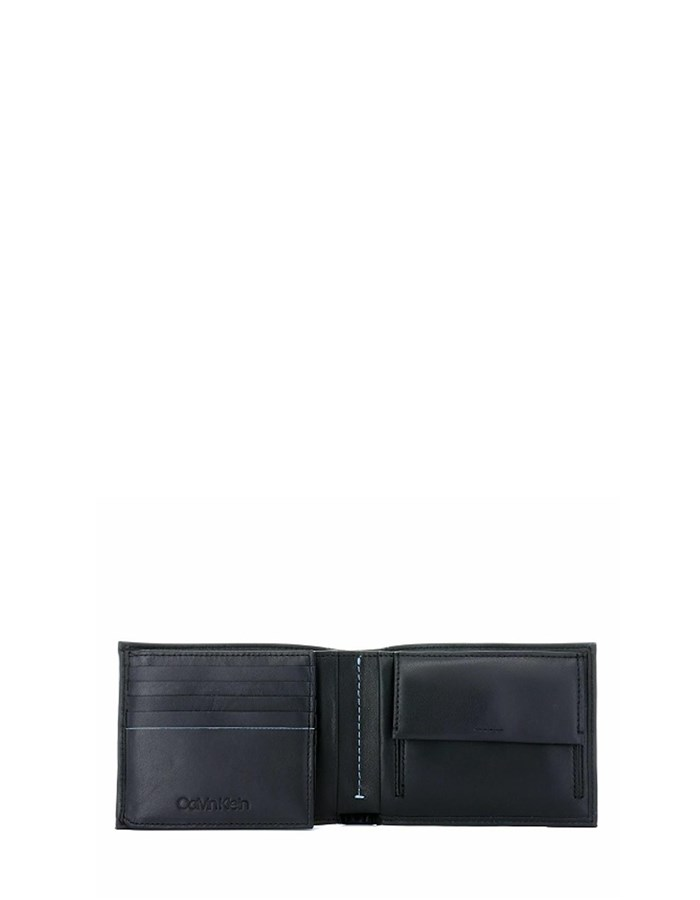 Calvin Klein Accessories Wallets Black