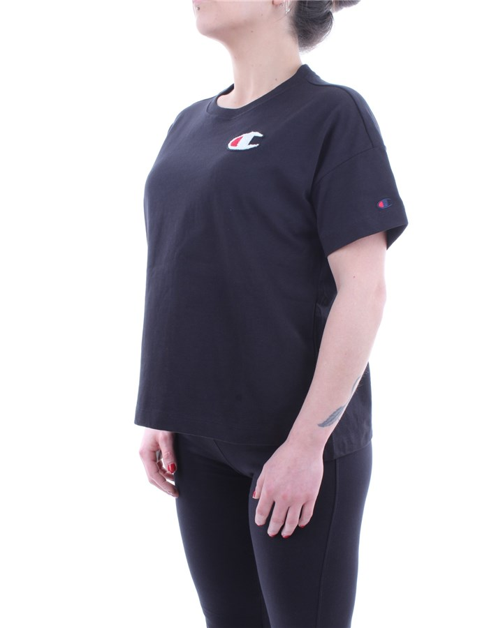 Champion Rochester T-shirt Kk001-black