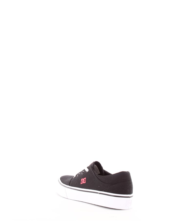 DC Shoes Sneakers Xkrw-black-red-white