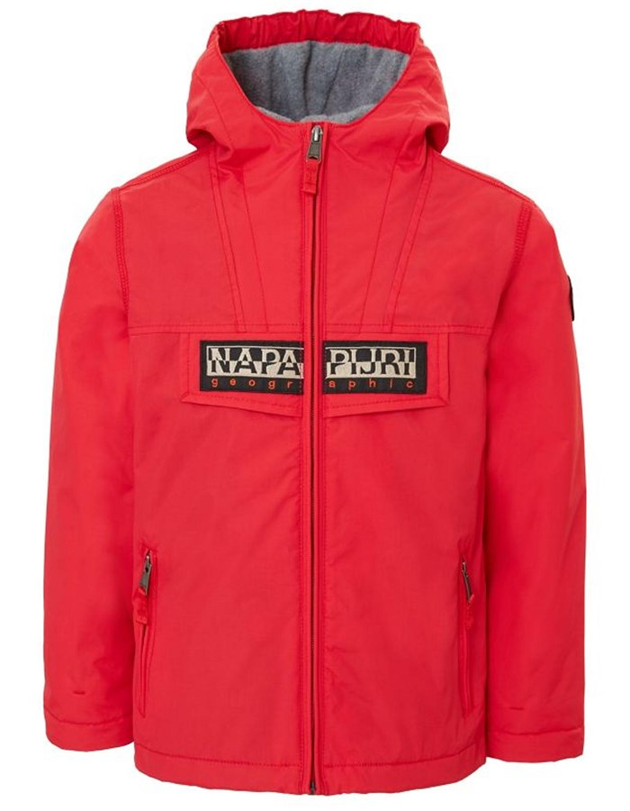 Napapijri Jacket R66-sparkling-red