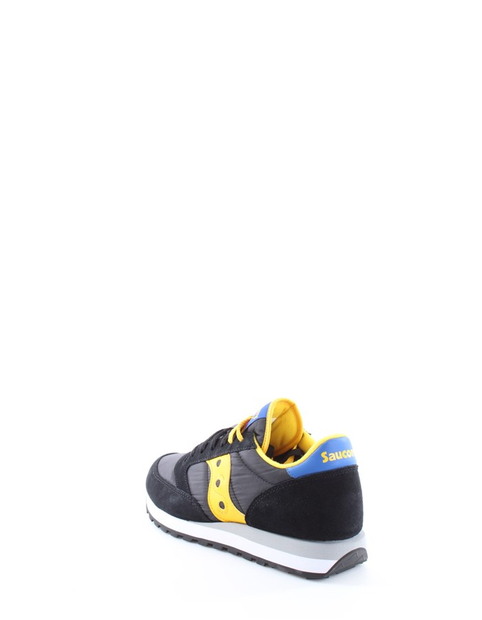 Saucony Originals Sneakers 510-Black-Gold