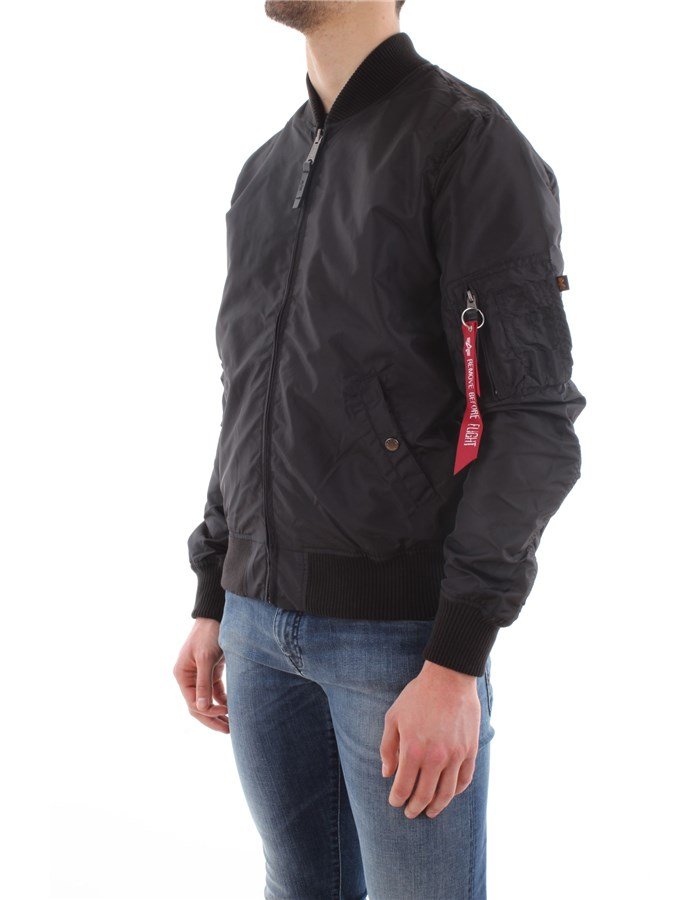 Alpha Industries Jacket 03 black