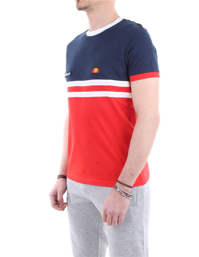 Ellesse Short Sleeve T-shirt Red