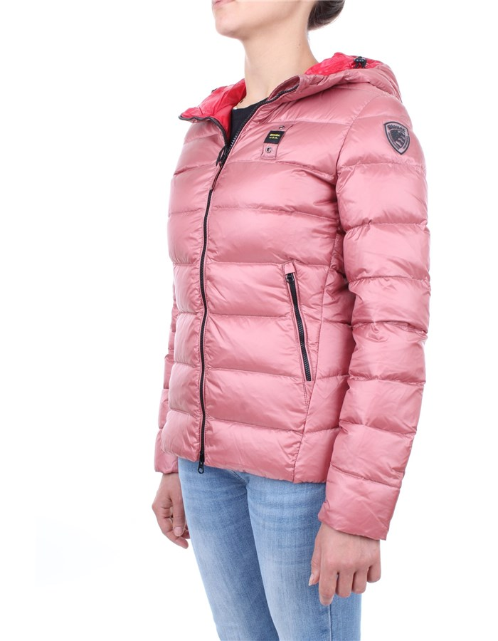 Blauer Jacket Rose