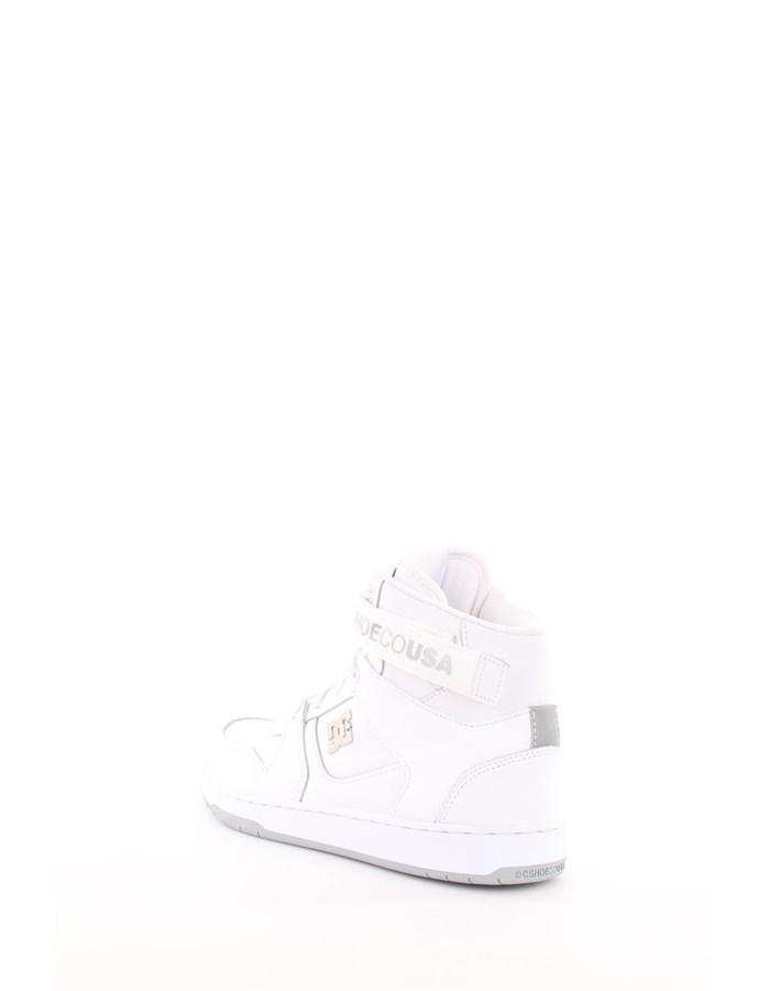 DC Shoes Sneakers Wht-White