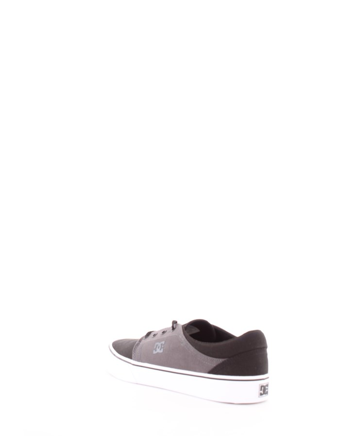 DC Shoes Sneakers Baw-black-gray