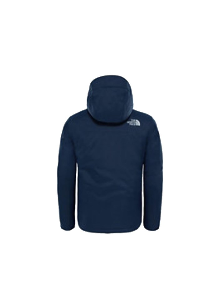 The North Face Jacket A7l-blue