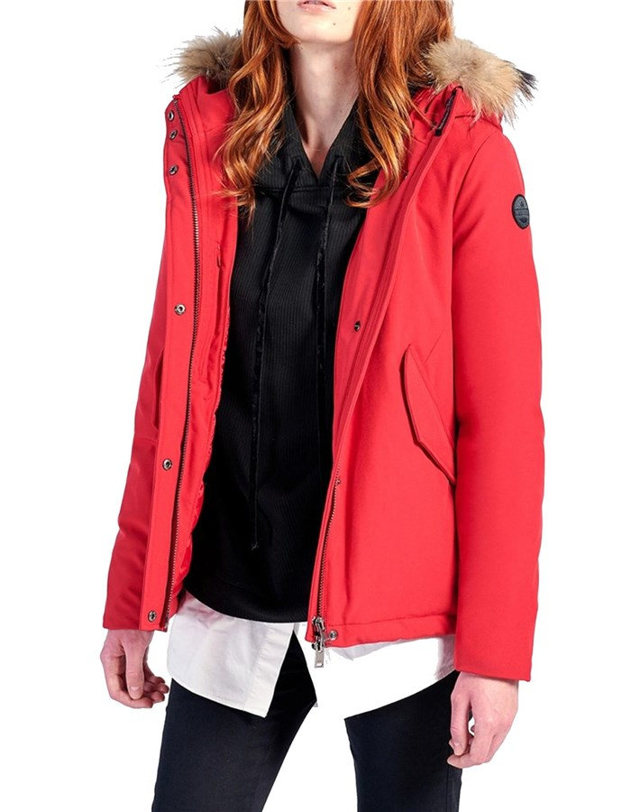 MUSEUM Jacket Red