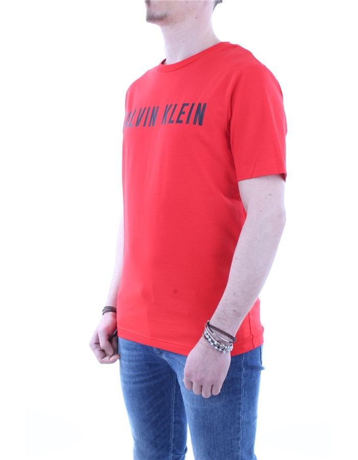 Calvin Klein Performance T-shirt Red
