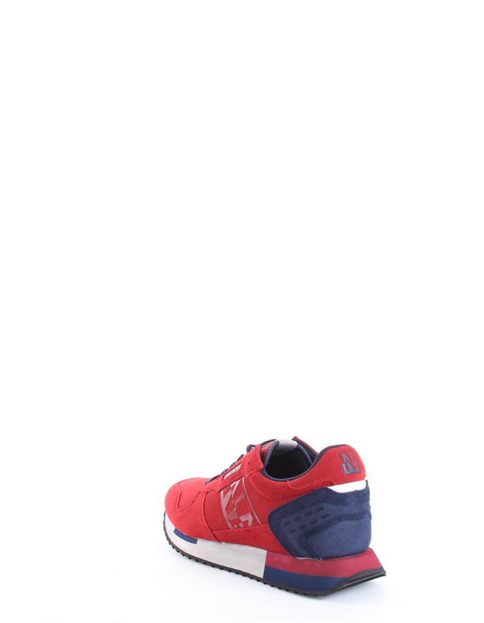 Napapijri shoes Sneakers Red