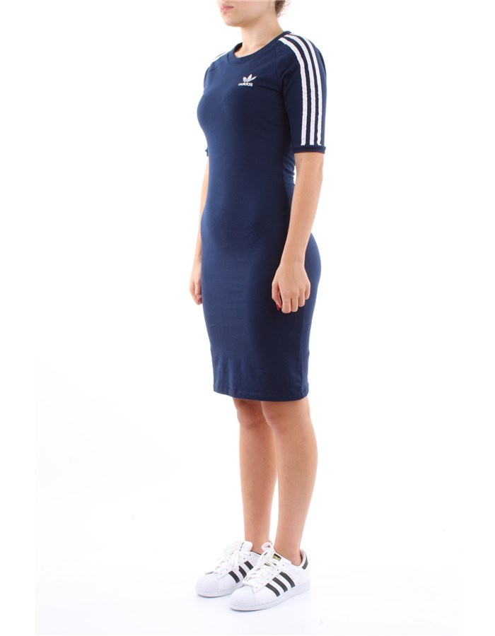 Adidas Originals Dress Navy blue