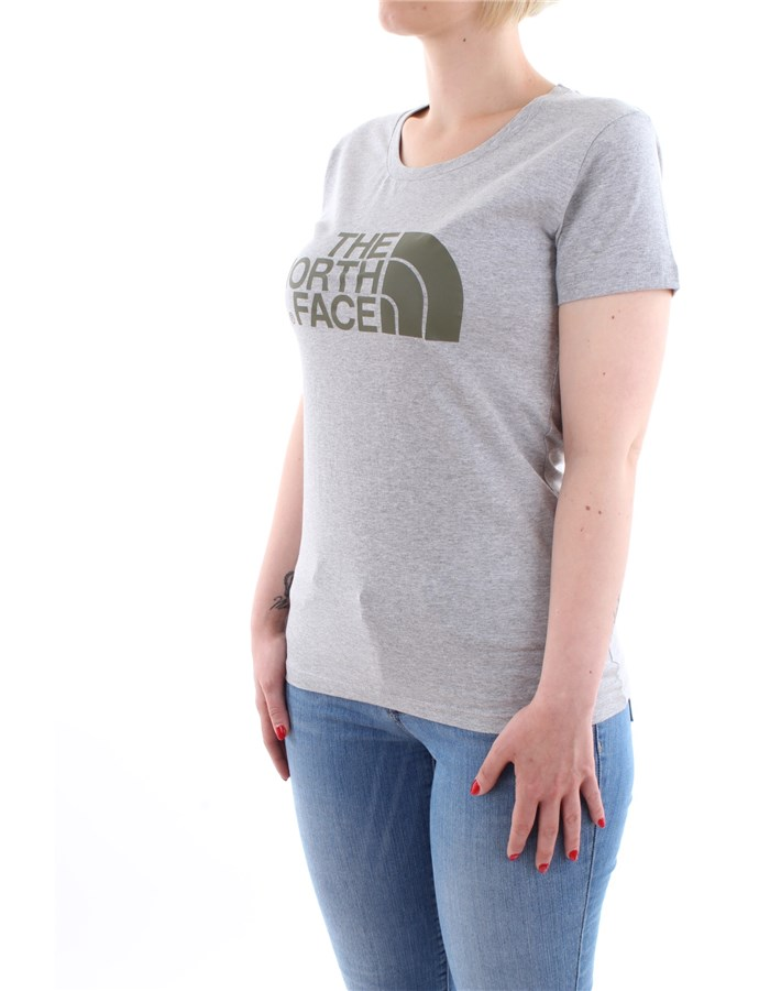 The North Face T-shirt Gau-gray