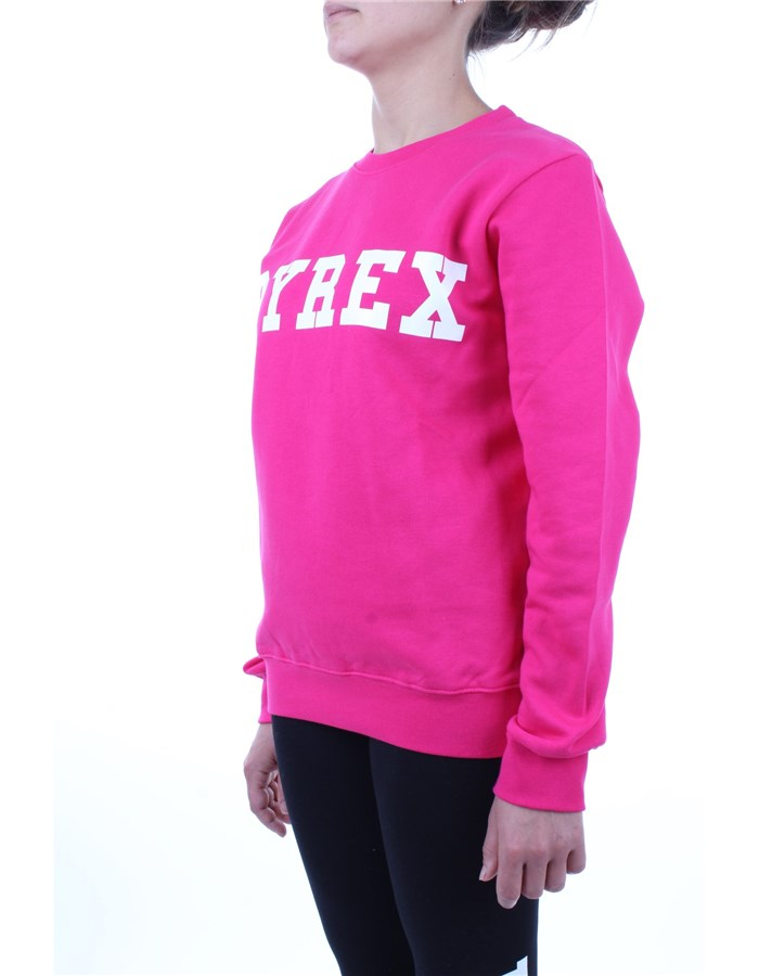 Pyrex Originals Sweatshirt Fuchsia